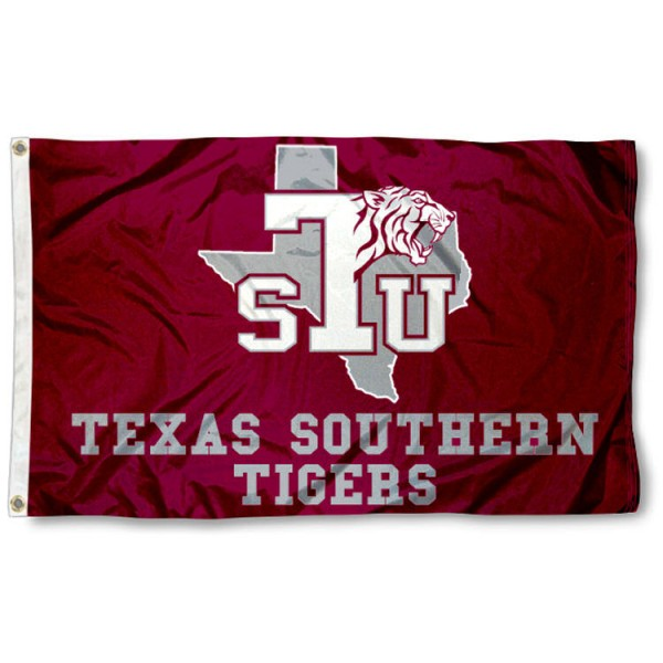 Texas Southern Tigers Flag