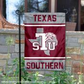 Texas Southern Tigers Garden Flag