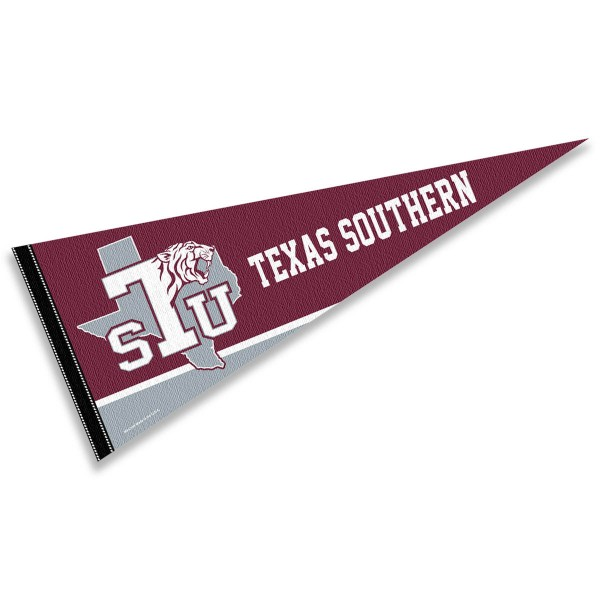 Texas Southern University Tigers Pennant