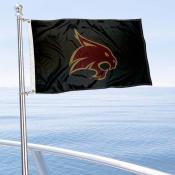 Texas State Bobcats Boat Nautical Flag