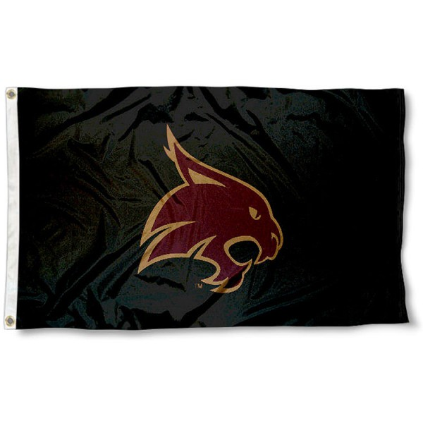 Texas State Bobcats Flag