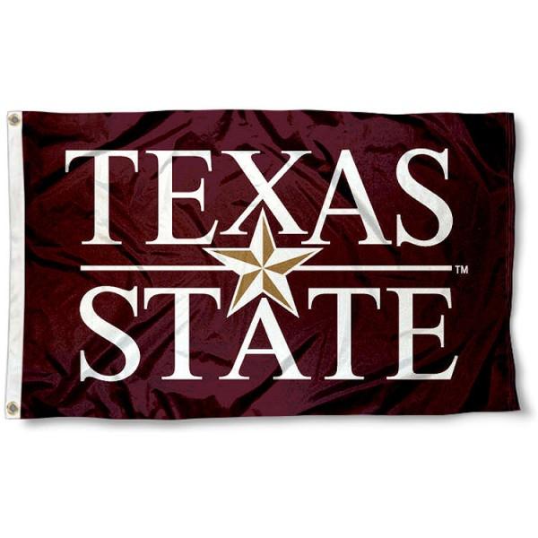 Texas State Script Flag