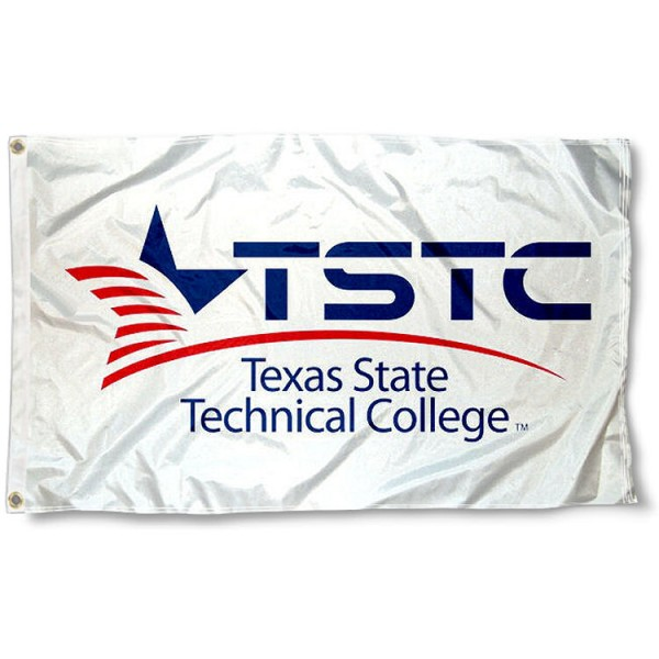 Texas State Technical College 3x5 Foot Pole Flag