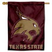 Texas State University House Flag