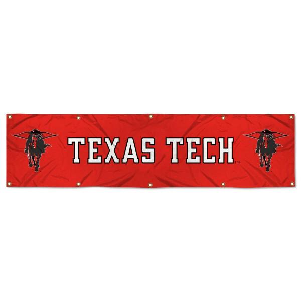 Texas Tech 2x8 Banner