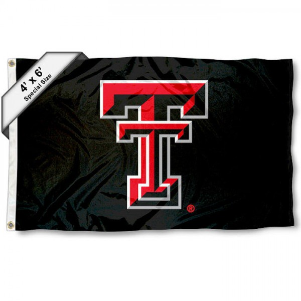 Texas Tech 4'x6' Flag
