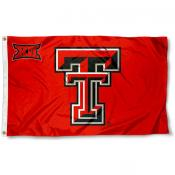 Texas Tech Big 12 Flag