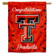 Texas Tech Graduation Banner