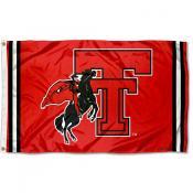Texas Tech Red Raiders Retro Vintage 3x5 Feet Banner Flag