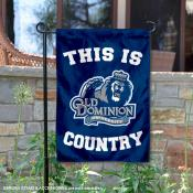 This is ODU Monarchs Country Garden Flag