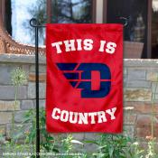 This is UD Flyers Country Garden Flag