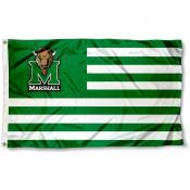 Thundering Herd Nation Flag
