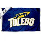 Toledo Rockets 2x3 Flag