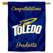 Toledo Rockets Graduation Banner