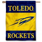 Toledo Rockets House Flag