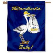Toledo Rockets New Baby Banner