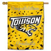 Towson Tigers Graduation Banner