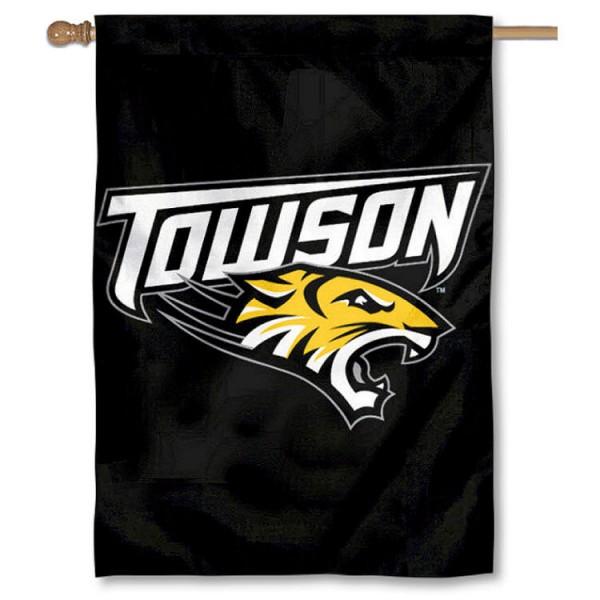 Towson Tigers House Flag