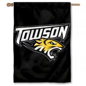 Towson Tigers House Flag