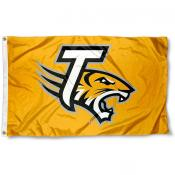 Towson University Gold Logo Flag