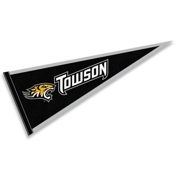 Towson University Tigers Pennant