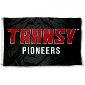 Transy Pioneers Flag