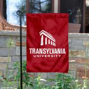 Transy Pioneers Garden Banner
