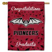 Transy Pioneers Graduation Banner