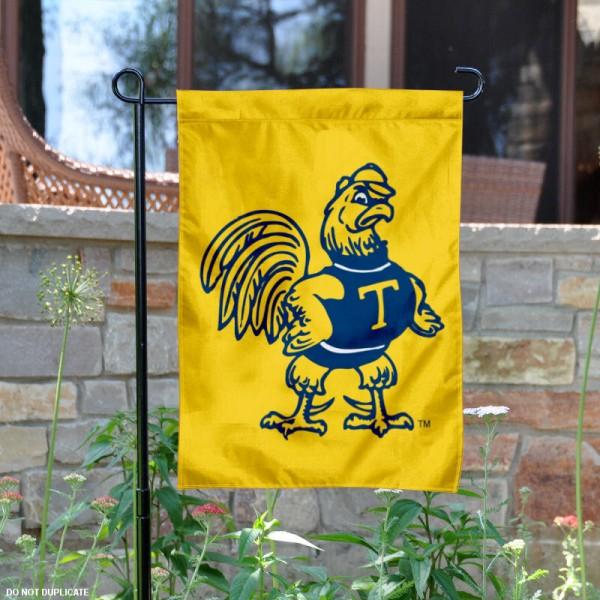 Trinity Bantams Mascot Garden Banner
