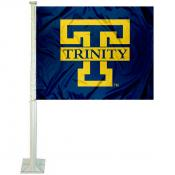 Trinity College Bants Logo Car Flag