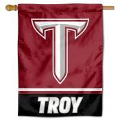 Troy Trojans House Flag