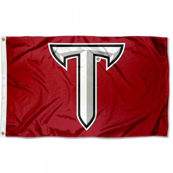 Troy Trojans New Logo 3x5 Foot Flag