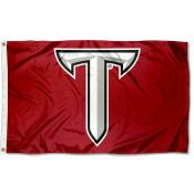 Troy Trojans New Logo 3x5 Foot Flag