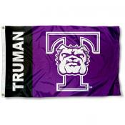 Truman Bulldogs Flag