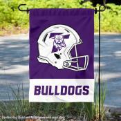 Truman Bulldogs Football Garden Flag