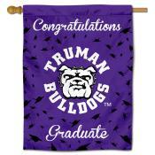 Truman Bulldogs Graduation Banner