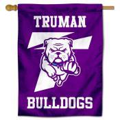 Truman Bulldogs House Flag