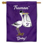 Truman Bulldogs New Baby Banner