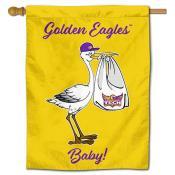 TTU Golden Eagles New Baby Banner
