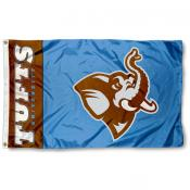 Tufts Jumbos 3x5 Foot Flag