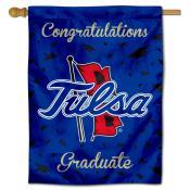 Tulsa Hurricanes Graduation Banner