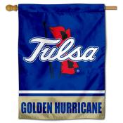 Tulsa Hurricanes House Flag