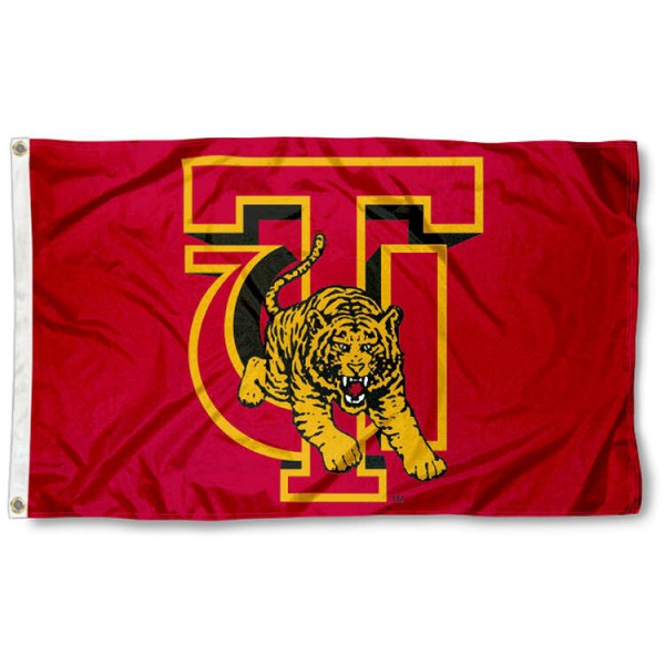 Tuskegee Golden Tigers 3x5 Foot Flag
