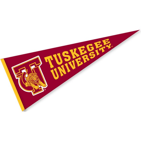 Tuskegee Golden Tigers Pennant