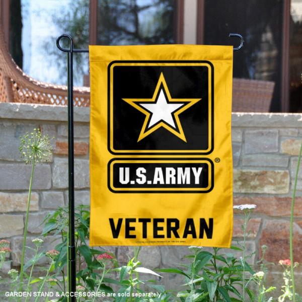 U.S. Army Veteran Garden Banner