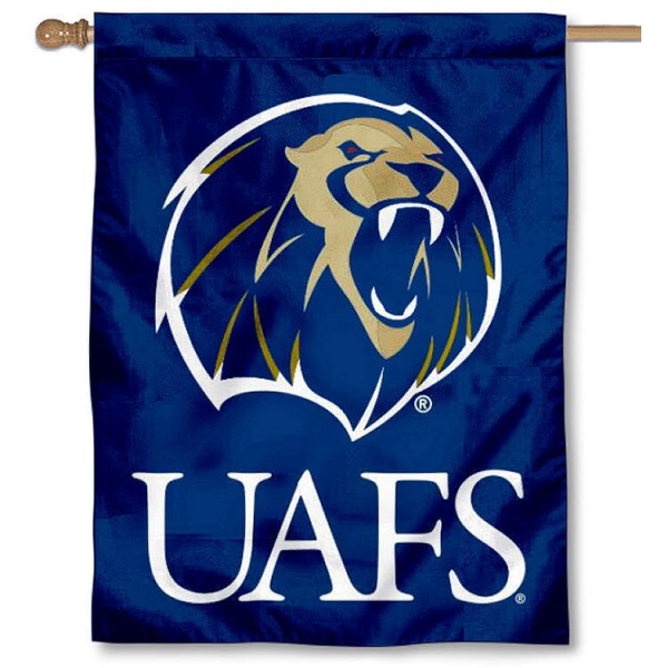 UA Fort Smith Lions House Flag