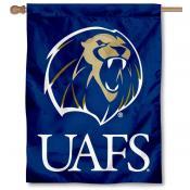 UA Fort Smith Lions House Flag