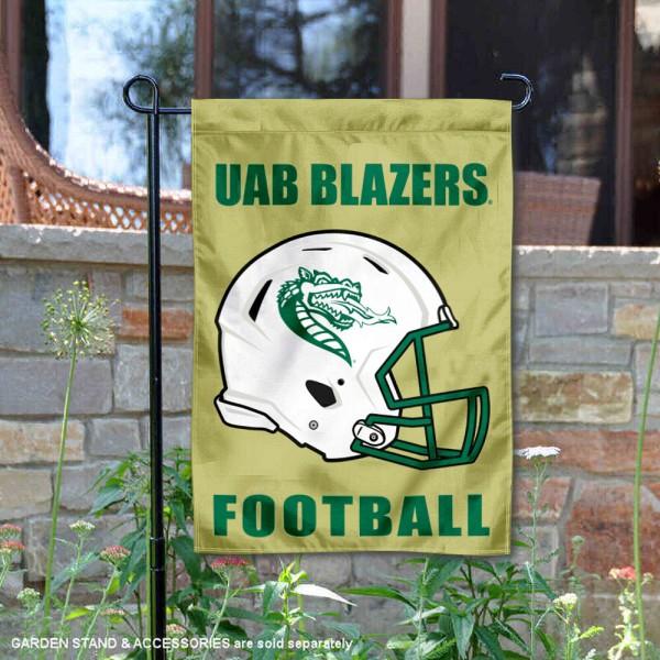 UAB Blazers Football Garden Flag