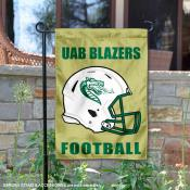 UAB Blazers Football Garden Flag