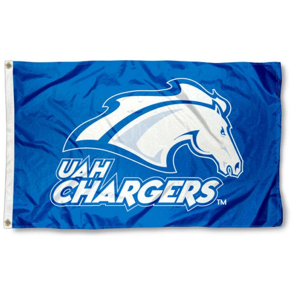 UAH Chargers 3x5 Foot Flag